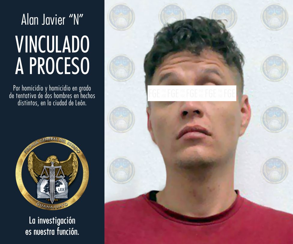 VINCULANDO A PROCESO POR DOBLE HOMICIDIO. 2