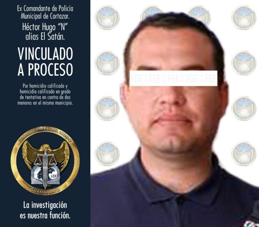 EN PRISIÓN EX COMANDANTE DE POLICÍA QUE MATÓ A UN MENOR Y LESIONÓ GRAVEMENTE A OTRO. 2