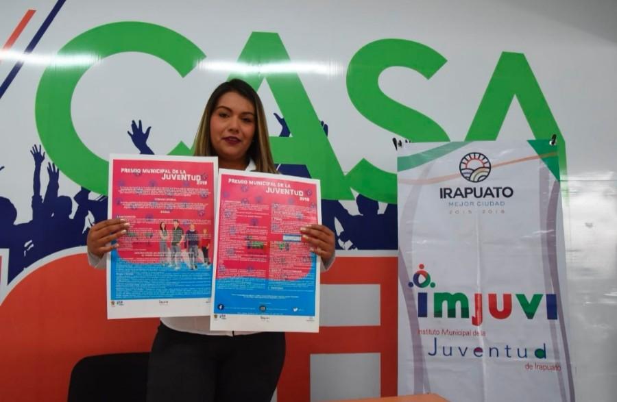 LANZAN CONVOCATORIA PARA PREMIO MUNICIPAL DE LA JUVENTUD 2019. 2