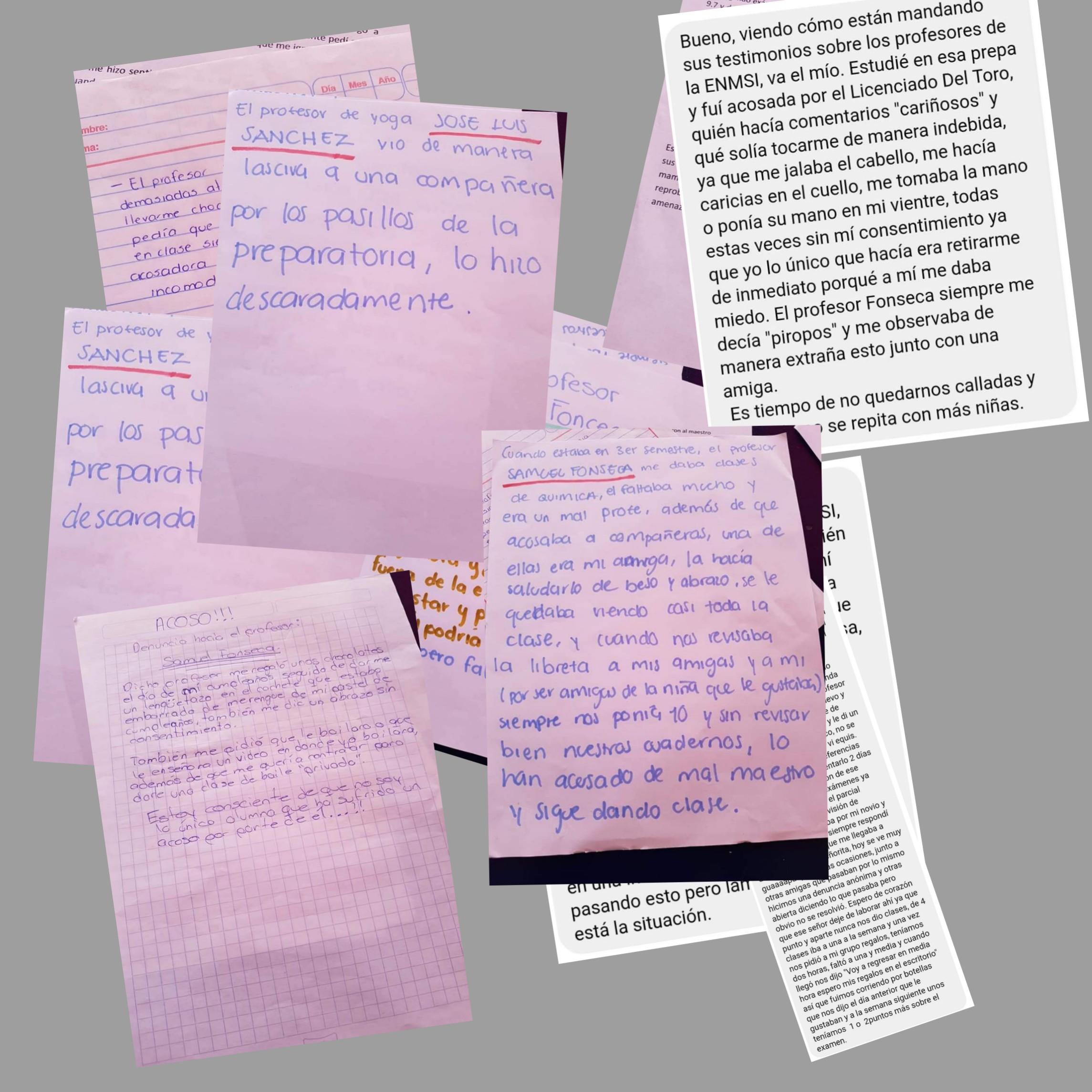 INTERVIENE DEFENSORÍA DE DERECHOS HUMANOS DE LA UG, EN DENUNCIA DE ACOSO EN ENMSI. 3