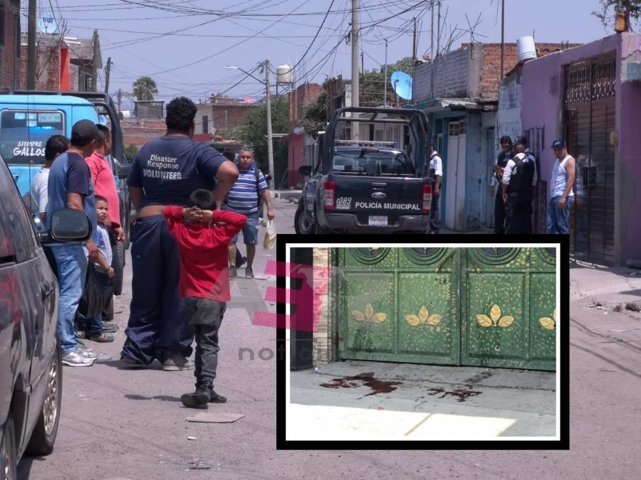 DOS LESIONADOS POR ARMA DE FUEGO EN LA COLONIA 12 DE DICIEMBRE. 2