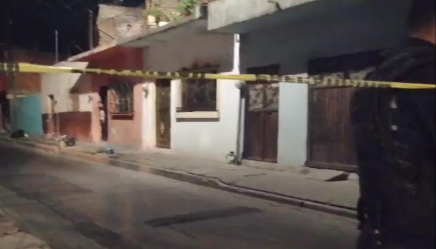 MUERE HOMBRE BALEADO EN CALLE OJINAGA, CONFIRMA LA FISCALÍA. 2