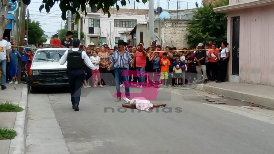 GOLPES EN LA CABEZA CAUSARON LA MUERTE DE HOMBRE EN COL. LAS HERAS 2