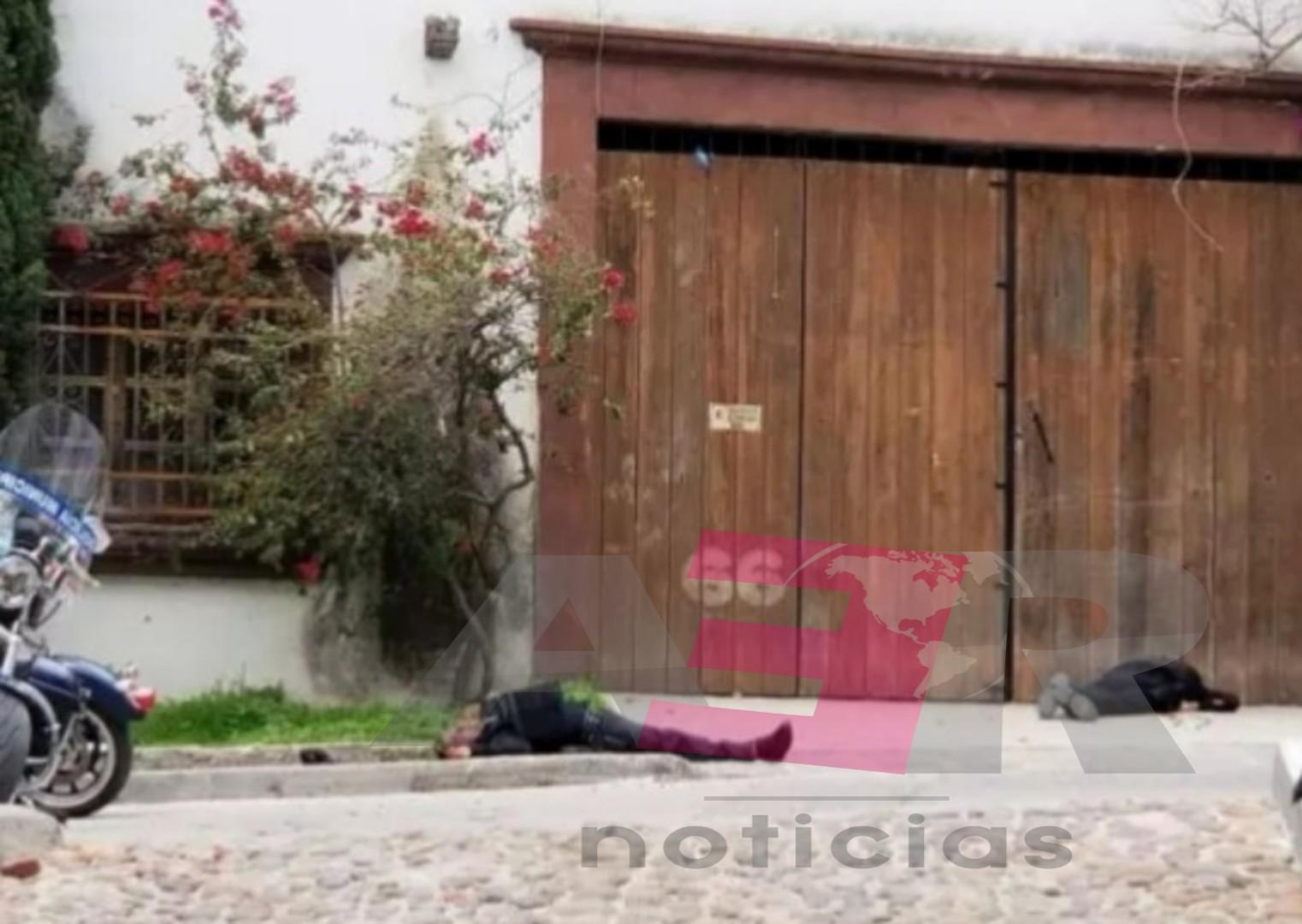 MATAN A DOS POLICÍAS EN SAN MIGUEL DE ALLENDE 2