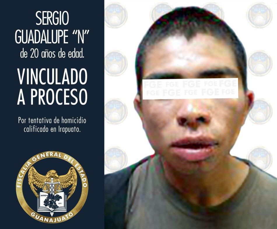 Vinculan a proceso a joven, por la tentativa de homicidio de dos menores en Irapuato, a los que prendió fuego 4