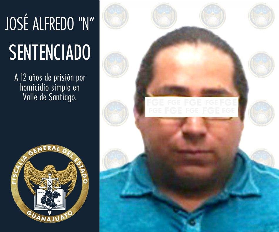 Sentencia de 12 años de prisión para homicida, quien mató a golpes a un joven en Valle de Santiago. 3