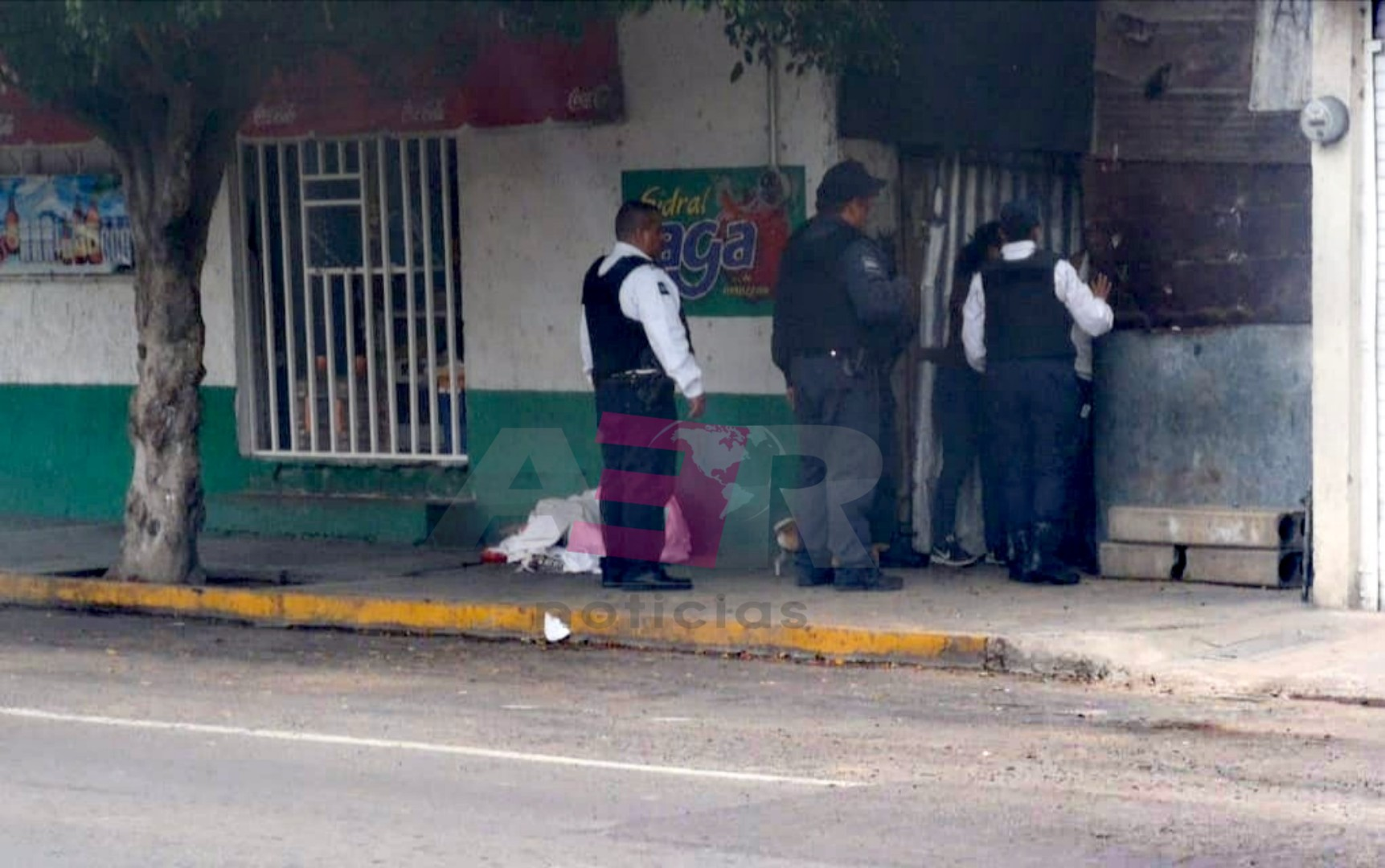 EJECUTAN A HOMBRE EN CALZADA DE LOS CHINACOS 3