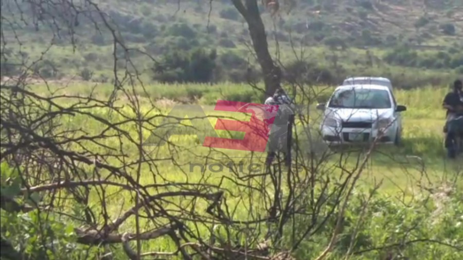 TRABAJA LA FISCALÍA EN DETERMINAR NÚMERO DE CADÁVERES LOCALIZADOS EN FOSA DE RINCÓN DE TAMAYO 2