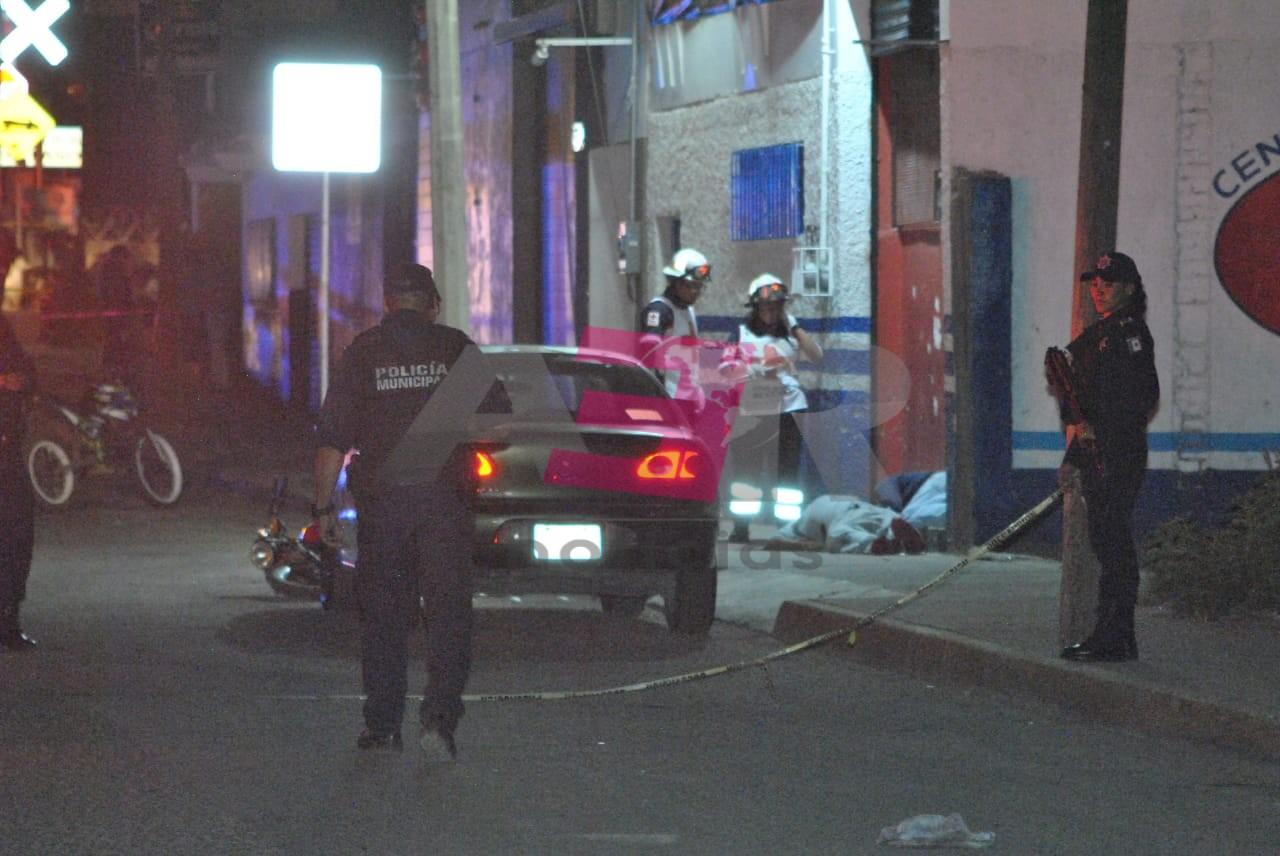 """SIN IDENTIFICAR LOS TRES EJECUTADOS EN """"EL UNICORNIO"""" 4"""