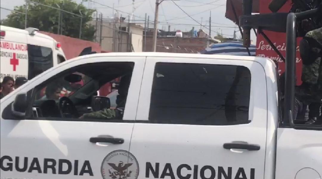 MUERE ELEMENTO DE LA GUARDIA NACIONAL Y CINCO AGRESORES EN ENFRENTAMIENTO EN LOMA DE ZEMPOALA. 2
