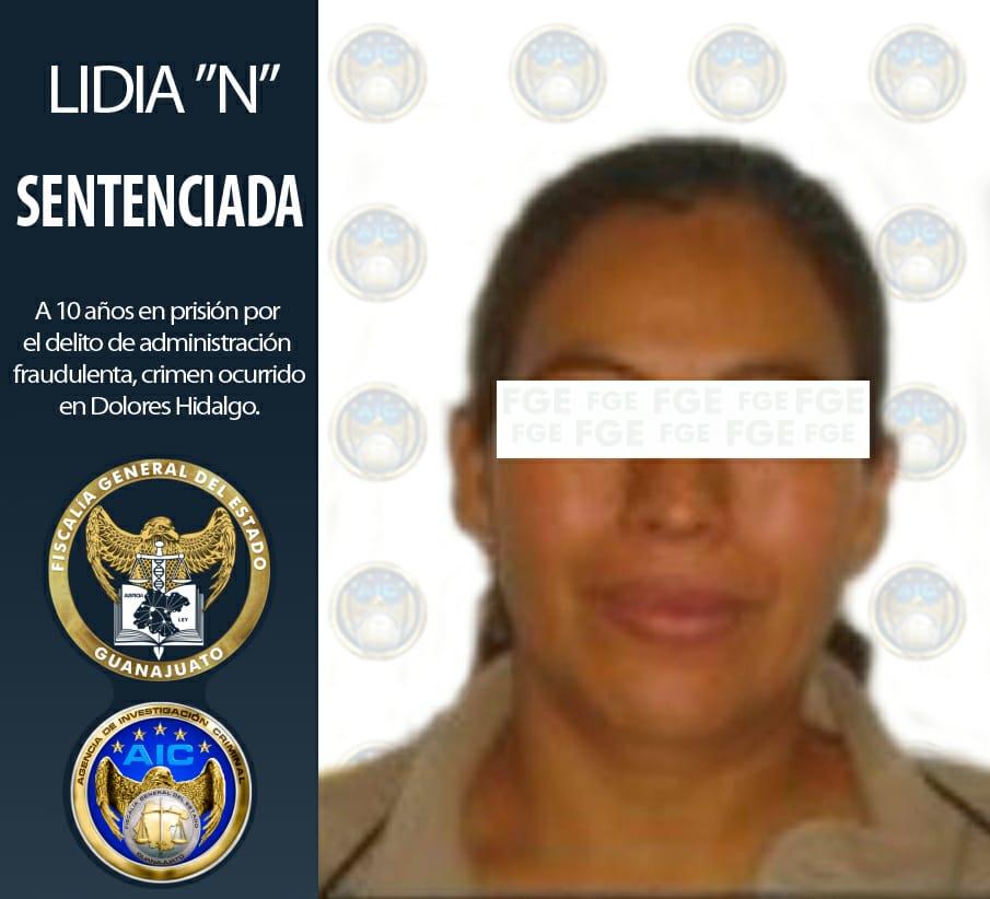 POR FRAUDE A SOCIOS DE CAJA POPULAR PROGRESA, MUJER ES SENTENCIADA A 10 AÑOS DE PRISIÓN 3