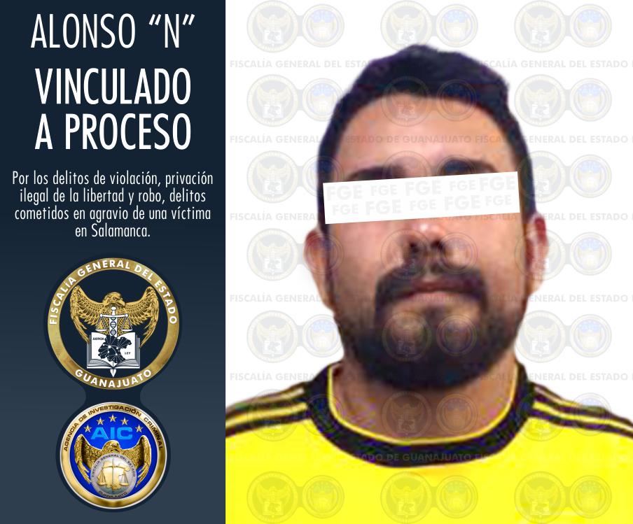 DETIENEN A INCULPADO DE VIOLACIÓN, PRIVACIÓN DE LA LIBERTAD Y ROBO 3