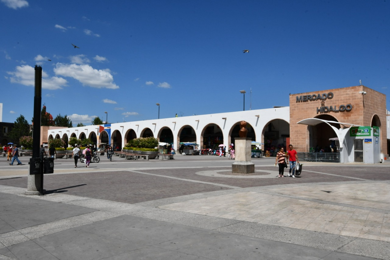 MEJORAN MERCADOS MUNICIPALES 2