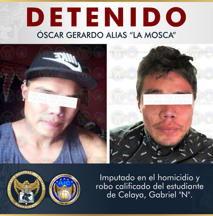FUE UBICADO EN MICHOACÁN PRESUNTO HOMICIDA DE ESTUDIANTE CELAYENSE 1