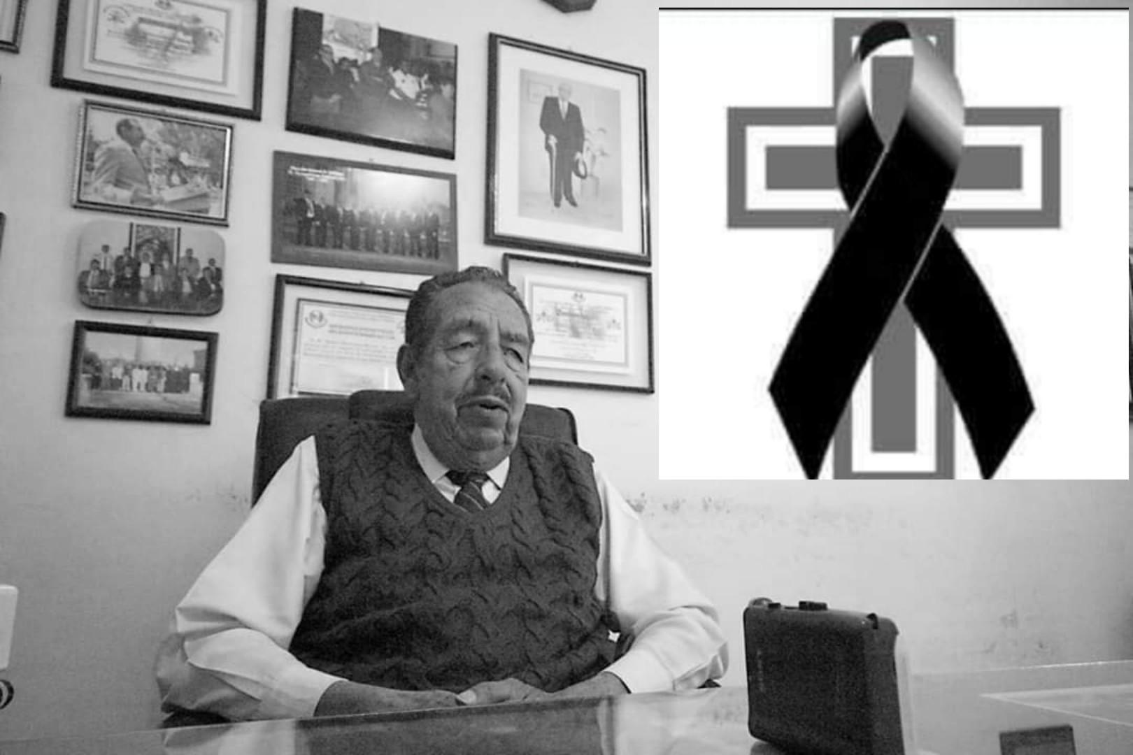 FALLECE DON ROBERTO DOMÍNGUEZ, FUNDADOR DE PROTECCIÓN CIVIL EN IRAPUATO 2