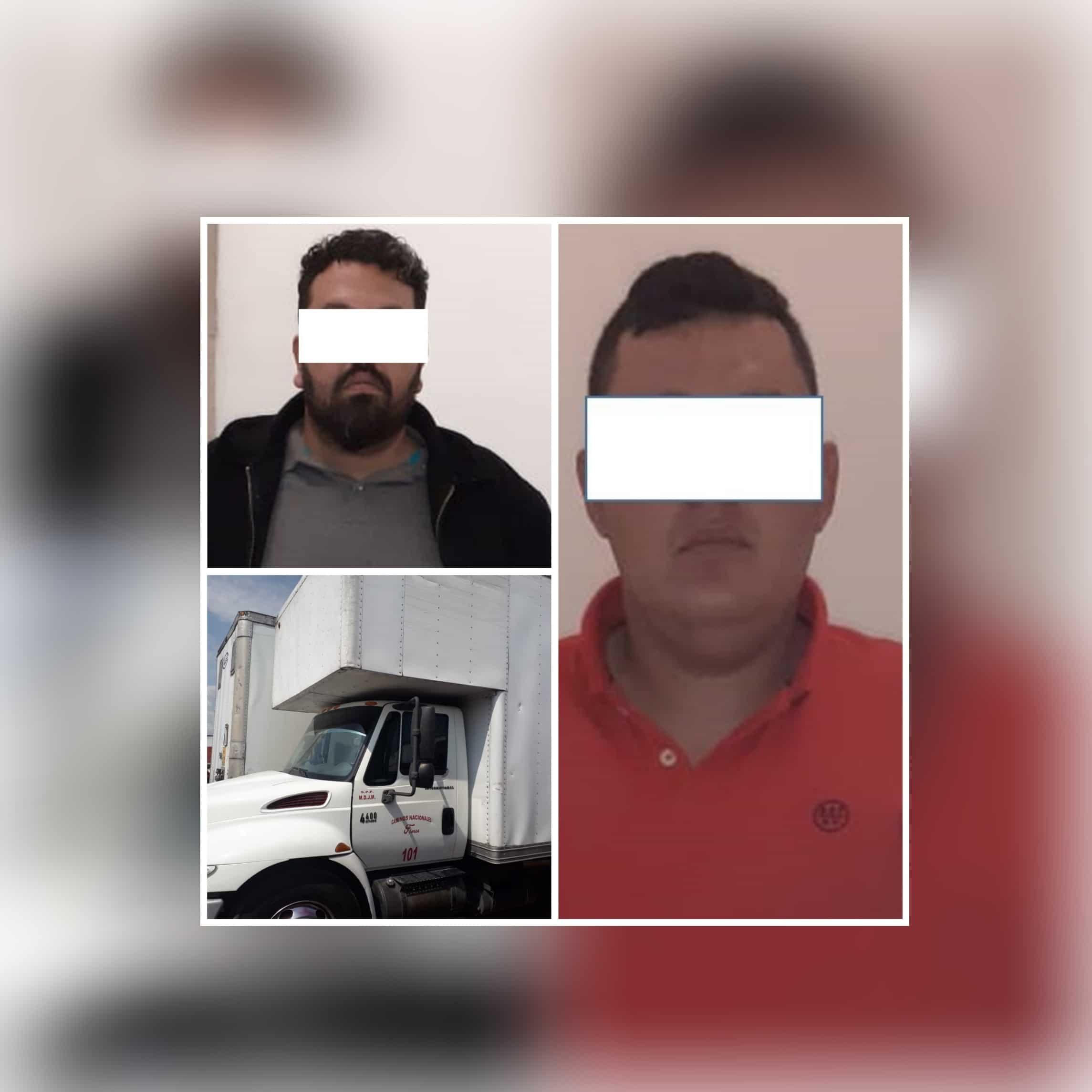 OBTIENE FGR VINCULACIÓN A PROCESO CONTRA DOS PERSONAS POR ROBO DE AUTOTRANSPORTE 2