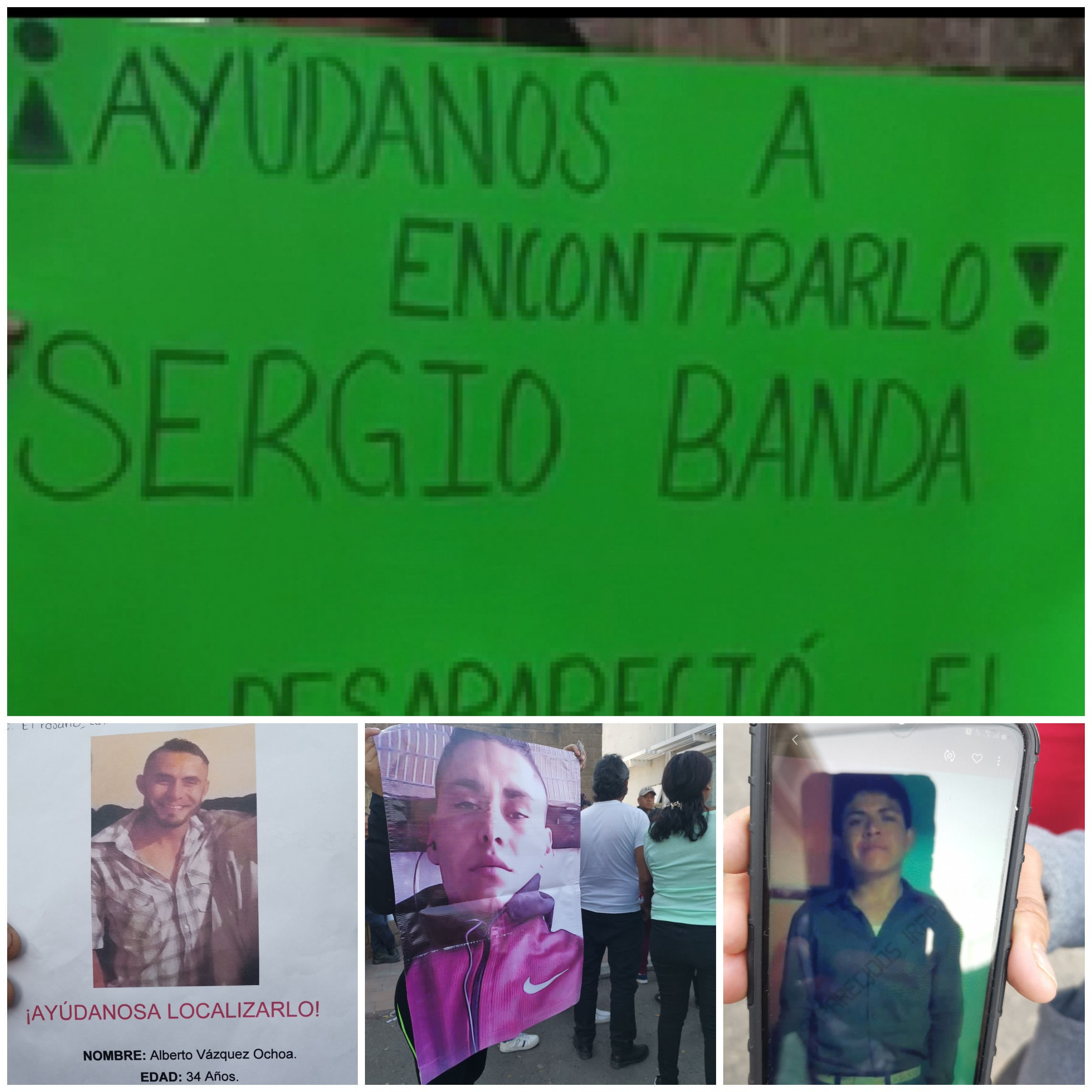 EXIGEN FAMILIARES DE PERSONAS DESAPARECIDAS EN IRAPUATO, AVANCES DE PARTE DE LA FGE. 3