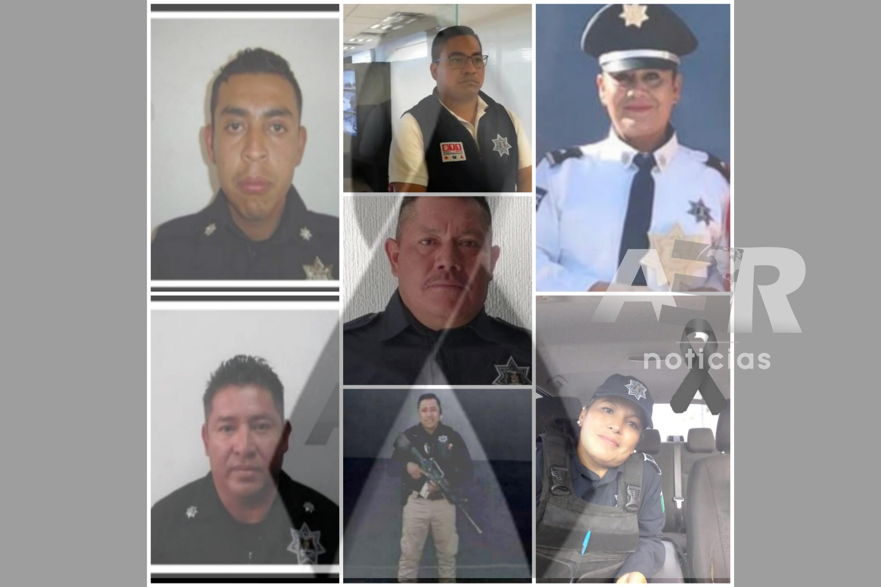 EN EL AÑO, OCHO POLICÍAS DE IRAPUATO HAN SIDO ASESINADOS, MÁS UN ADMINISTRATIVO 5