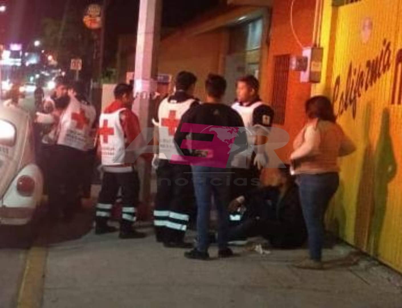 DOS LESIONADOS DEJA RIÑA CAMPAL EN LOS FRESNOS 3