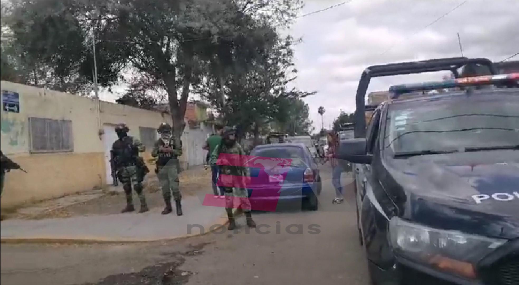 TENÍA 15 AÑOS MUJER EJECUTADA EN LA COL. LÁZARO CÁRDENAS 2