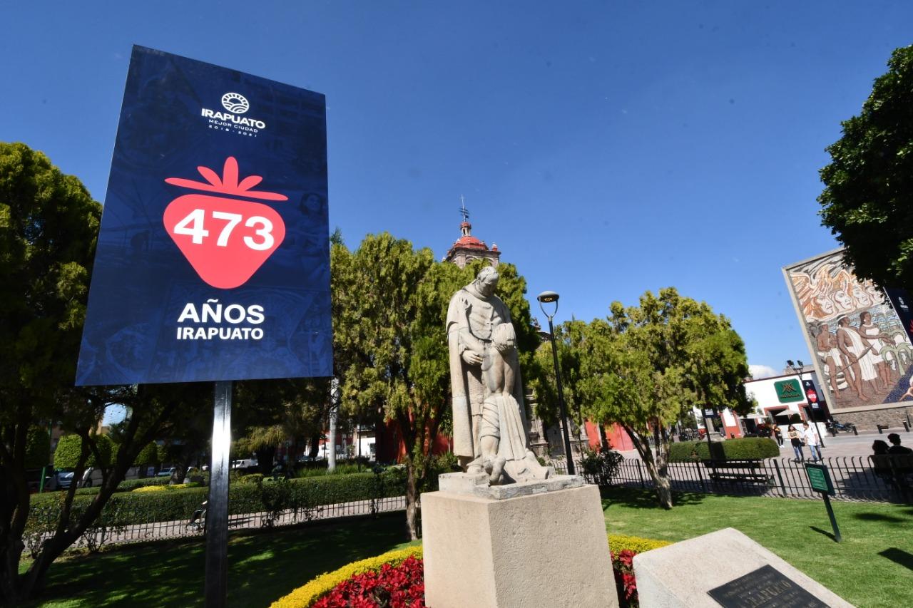 CELEBRARÁ IRAPUATO 473 ANIVERSARIO DE FUNDACIÓN 3