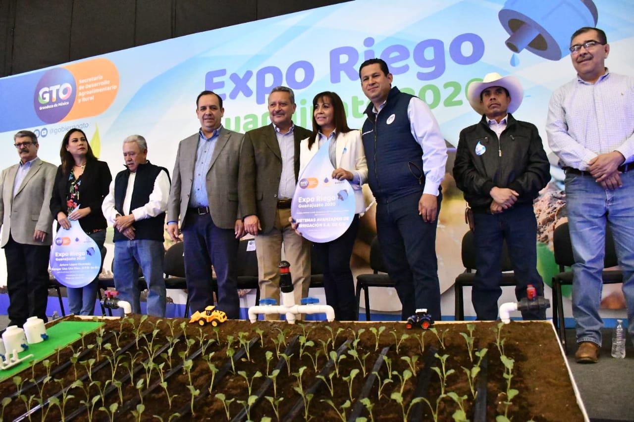 REALIZAN EN INFORUM EXPO RIEGO 2020 4