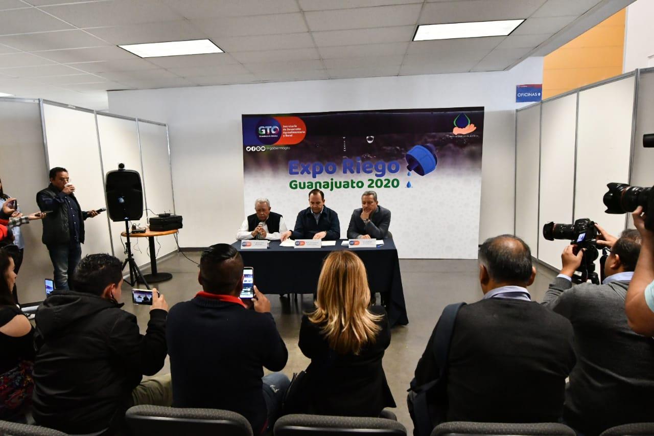 SERÁ INFORUM  SEDE DE EXPO RIEGO 2020 3