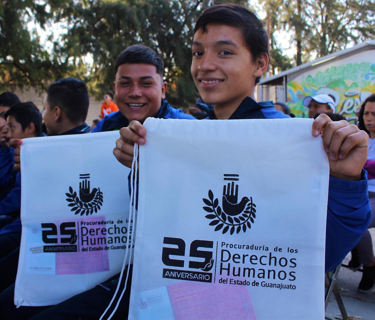 SEG y Procuraduría de los Derechos Humanos suman esfuerzos esfuerzos por la paz 1