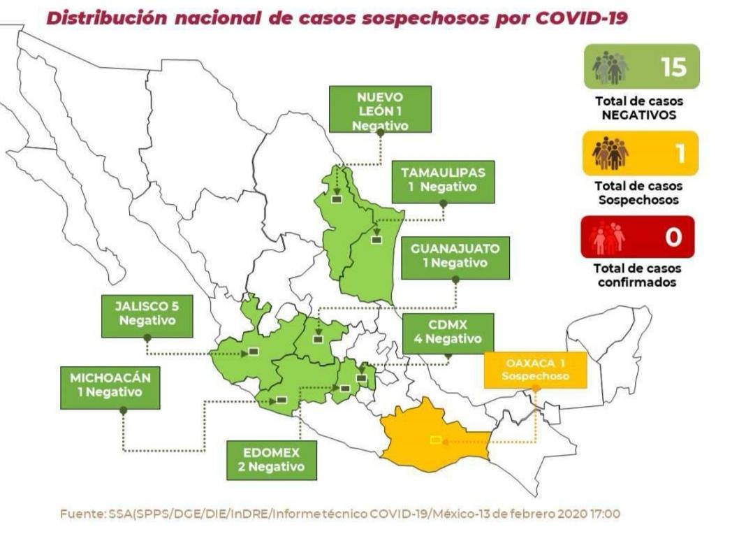 ES NEGATIVO CASO SOSPECHOSO DE CORONAVIRUS EN GUANAJUATO 3