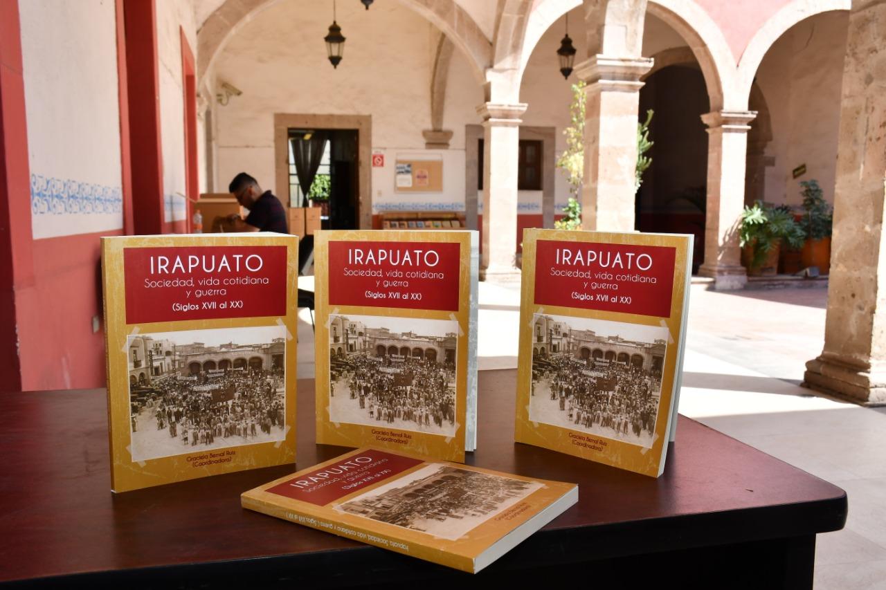 DIFUNDIRÁN HISTORIA  DEL MUNICIPIO 3