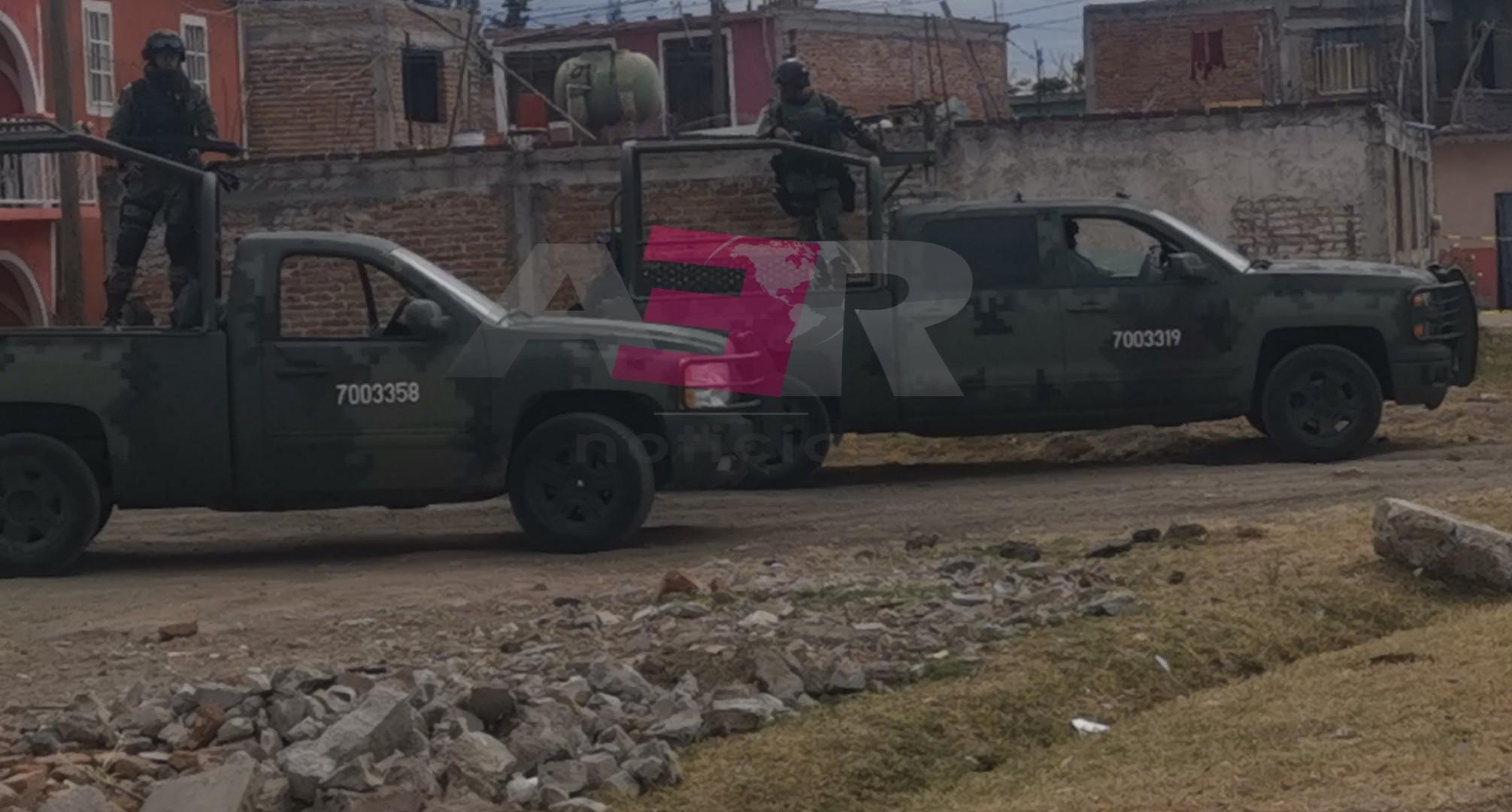 DAÑOS A VIVIENDAS Y VEHÍCULOS POR ARMA DE FUEGO Y ARTEFACTO EXPLOSIVO EN LA COLONIA AZTECA 2