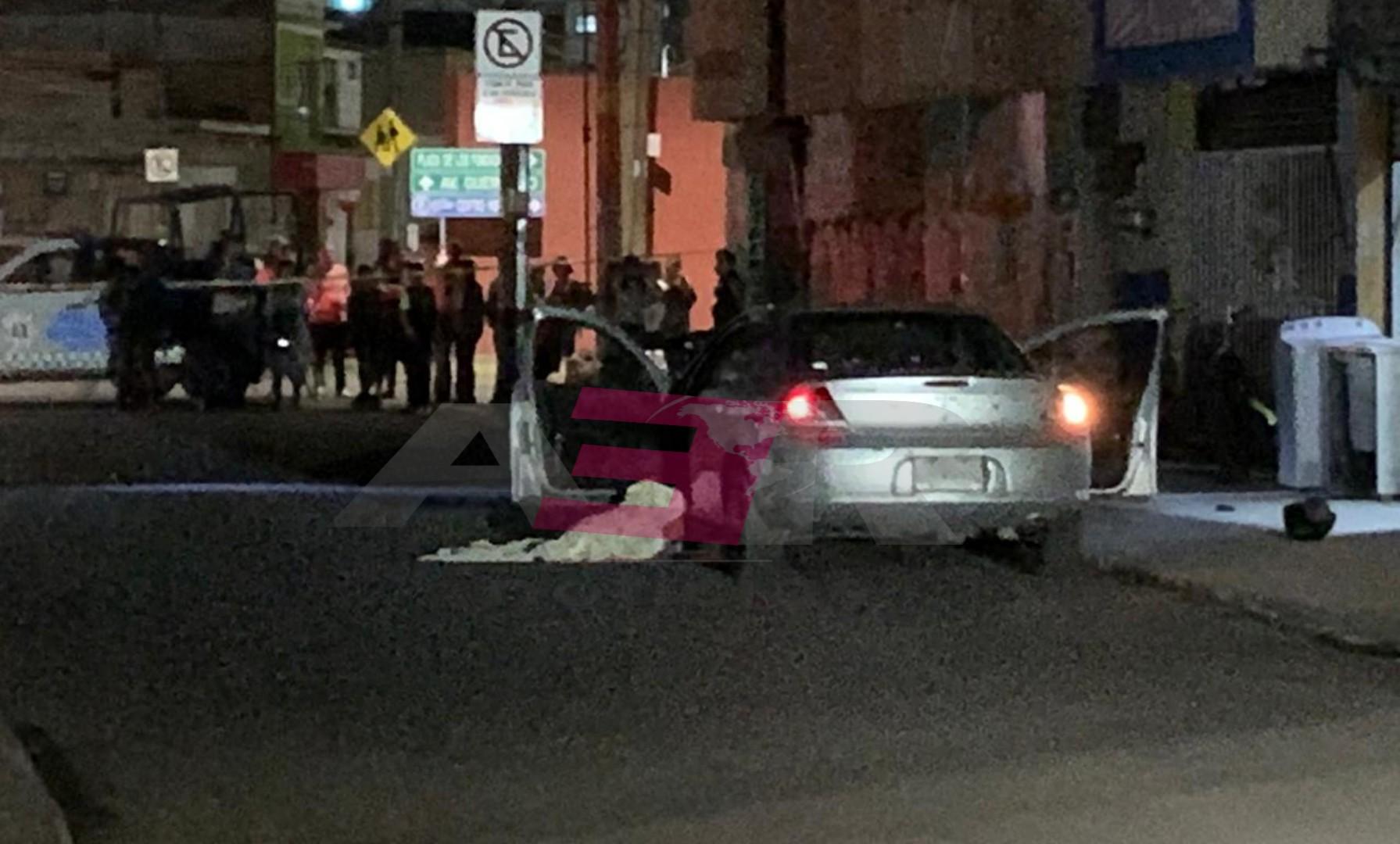 DOS MUERTOS Y TRES HERIDOS EN ATAQUE ARMADO EN ZONA CENTRO DE IRAPUATO 2