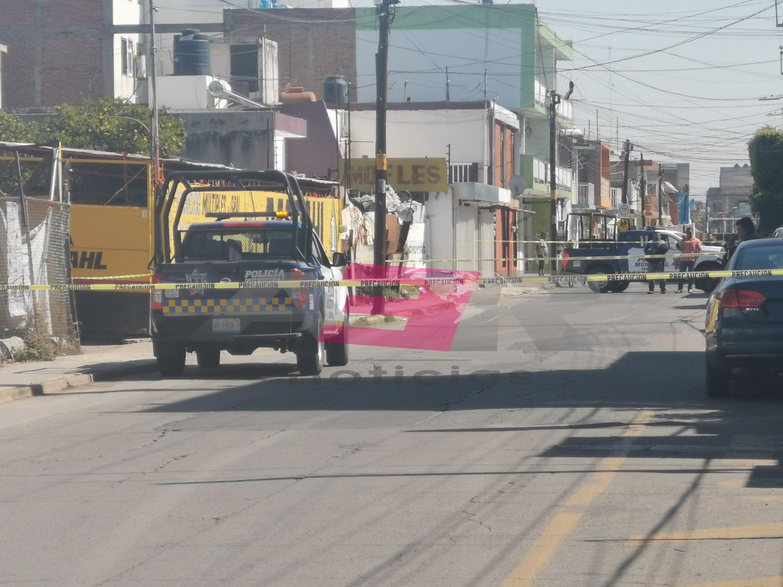 Dos muertos en ataque armado en taller mecánico, uno murió en el hospital. 4