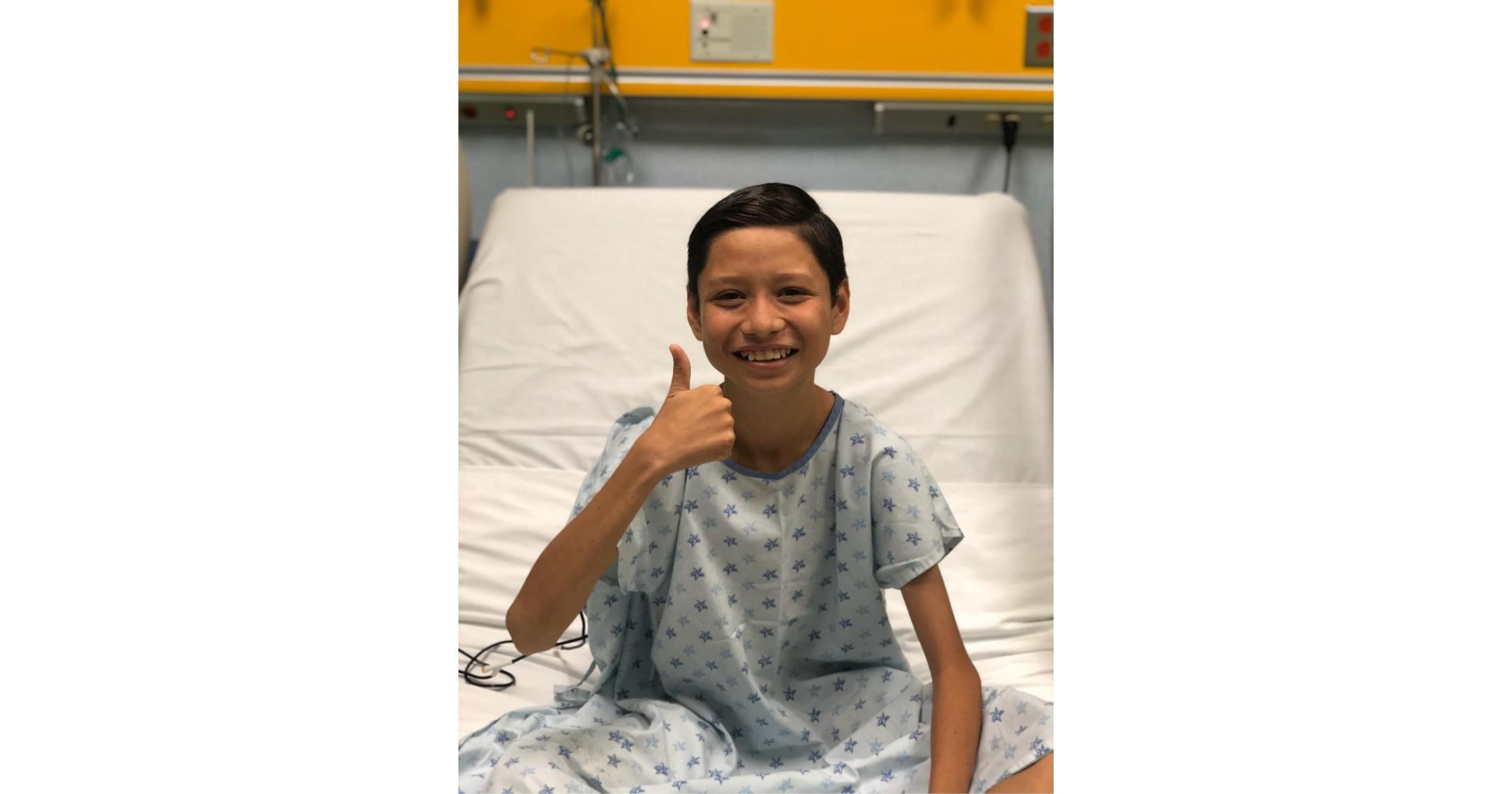 SSG realiza con éxito el doceavo trasplante a un menor de edad 4