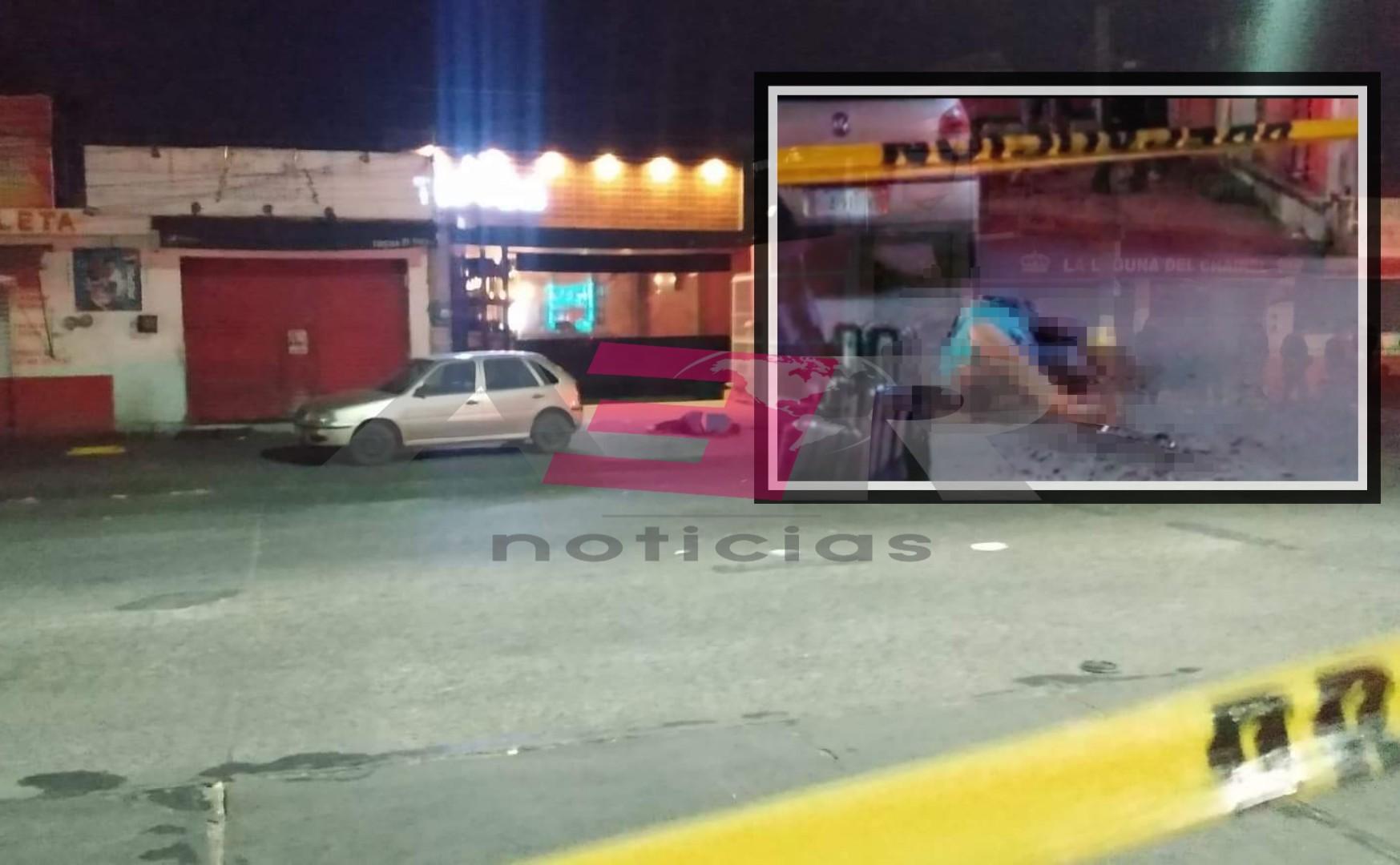"""Ataque armado en el bar """"La Típica"""" en Salamanca, deja cinco muertos y al menos diez lesionados. 2"""