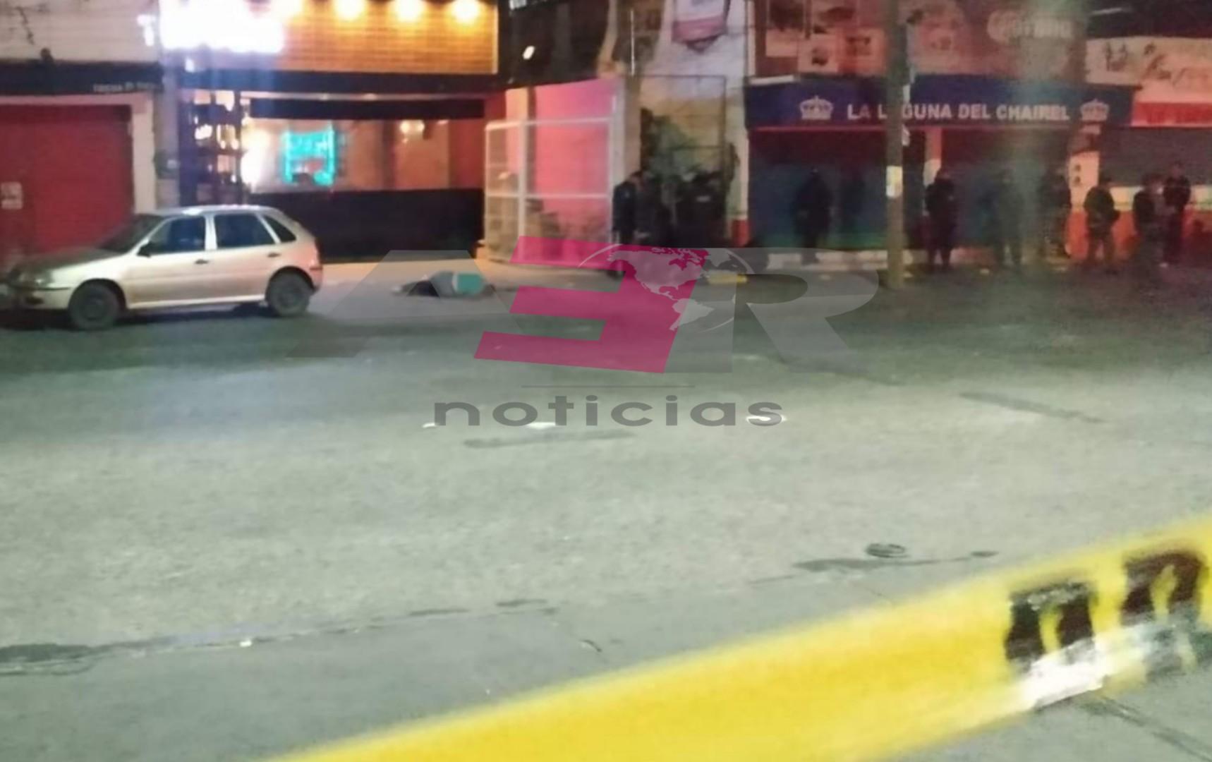 """SALDO TOTAL DE CINCO MUERTOS Y 21 HERIDOS EN ATAQUE ARMADO EN BAR """"LA TÍPICA"""" 1"""