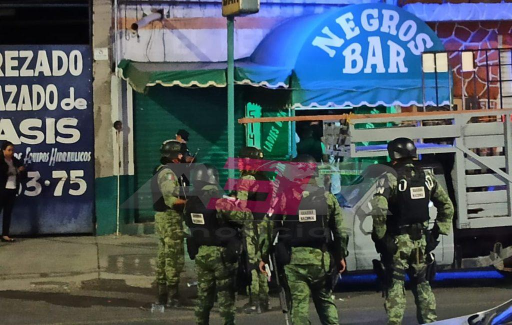 """Ataque a """"Negros Bar"""" en Celaya deja cinco muertos y cinco lesionados 7"""