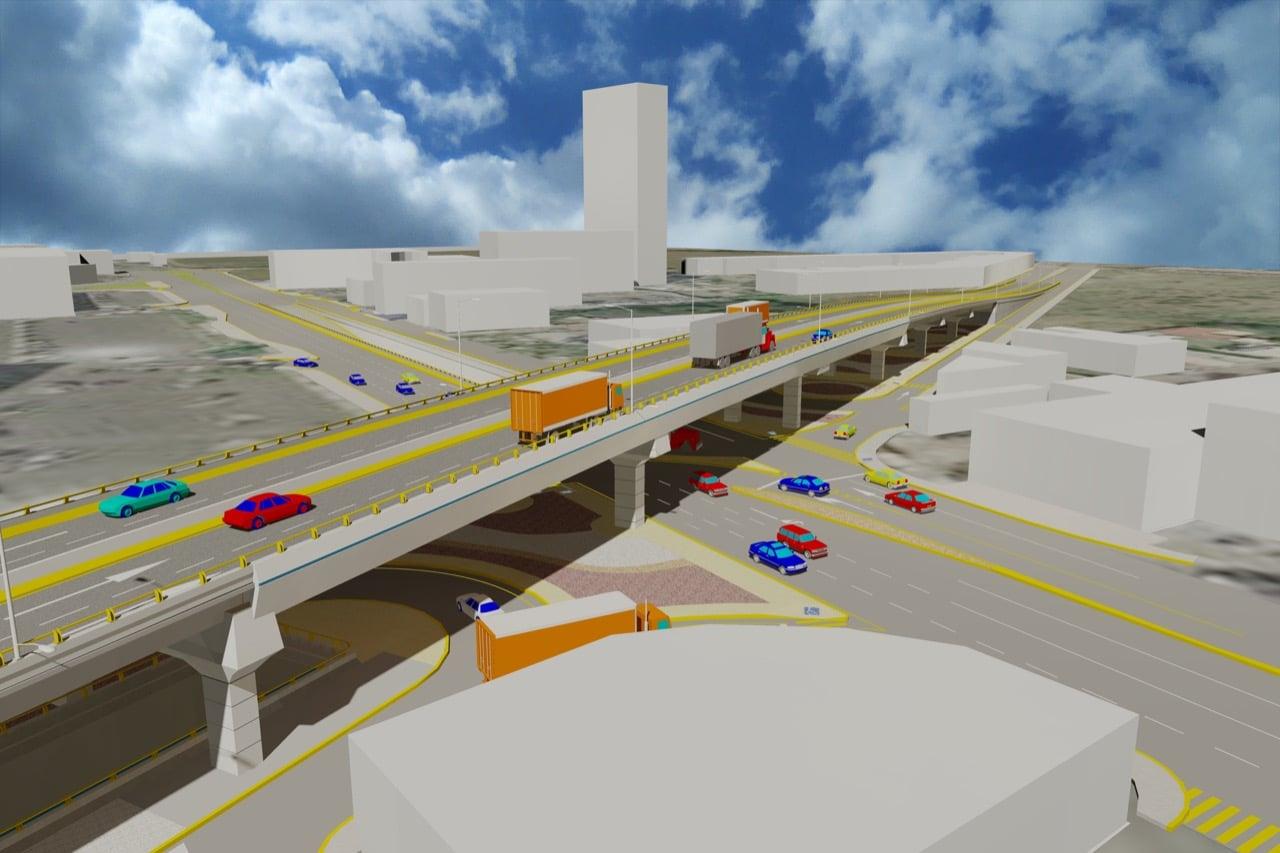 Iniciará construcción de Distribuidor Vial bulevar Villas de Irapuato - 4to Cinturón Vial 1