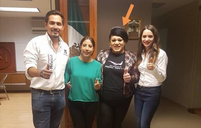 Lamenta PRI León asesinato de militante y activista transgénero, Karla Valentina. 4
