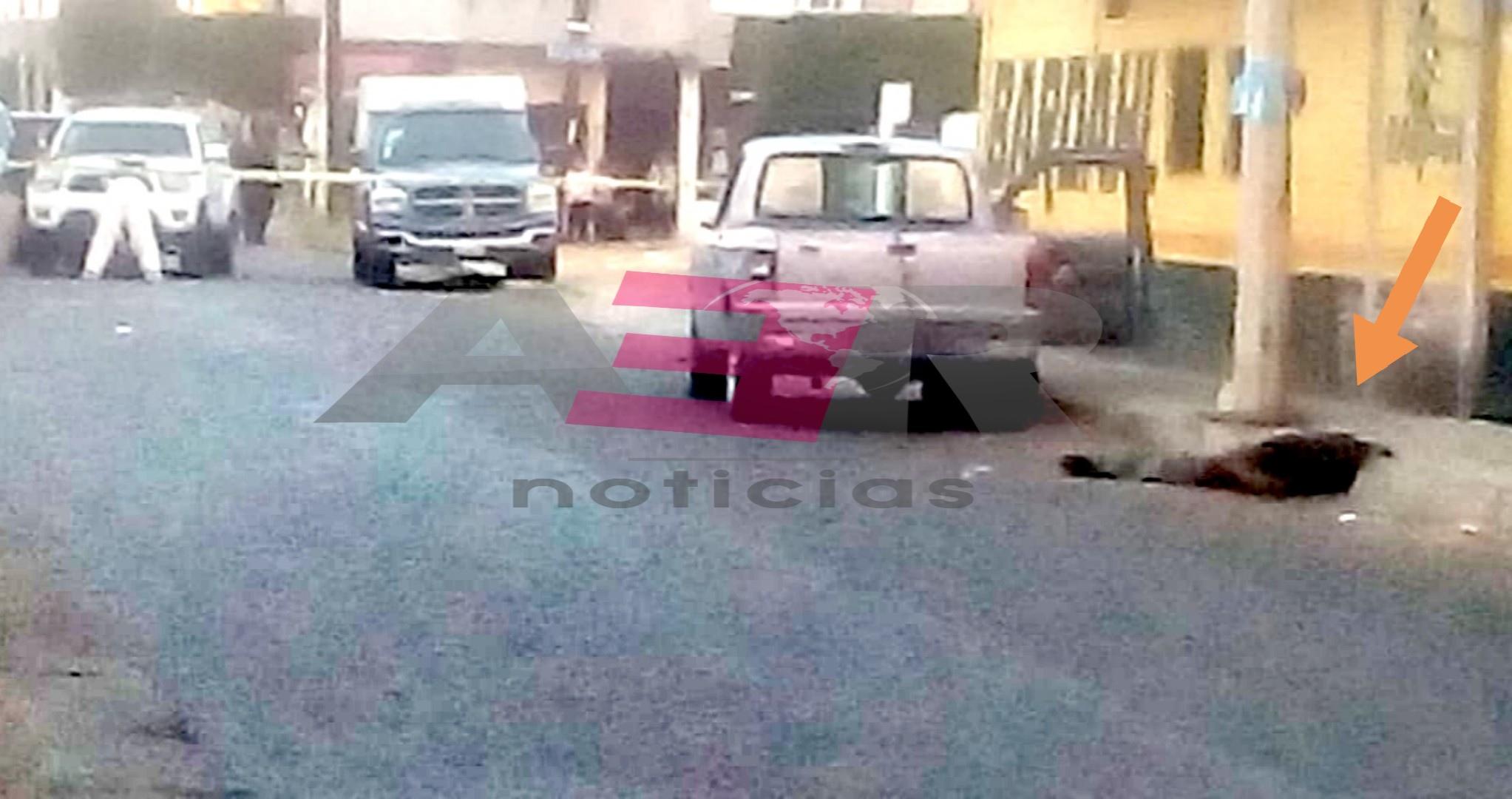 Ejecutan a mecánico en Pueblo Nuevo. 1