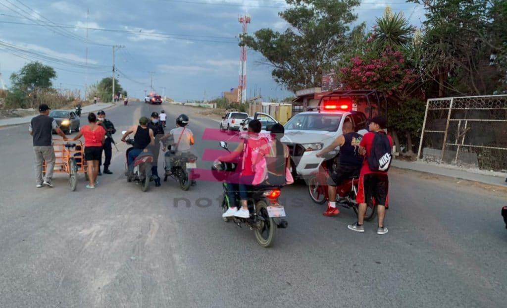 Persecución de la GN, culmina con la detención de civiles armados en Villas de San Cayetano. 2
