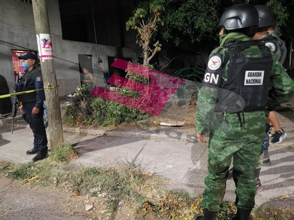 Seis muertos y dos heridos el saldo de ataque armado en la col. Plan Guanajuato 7
