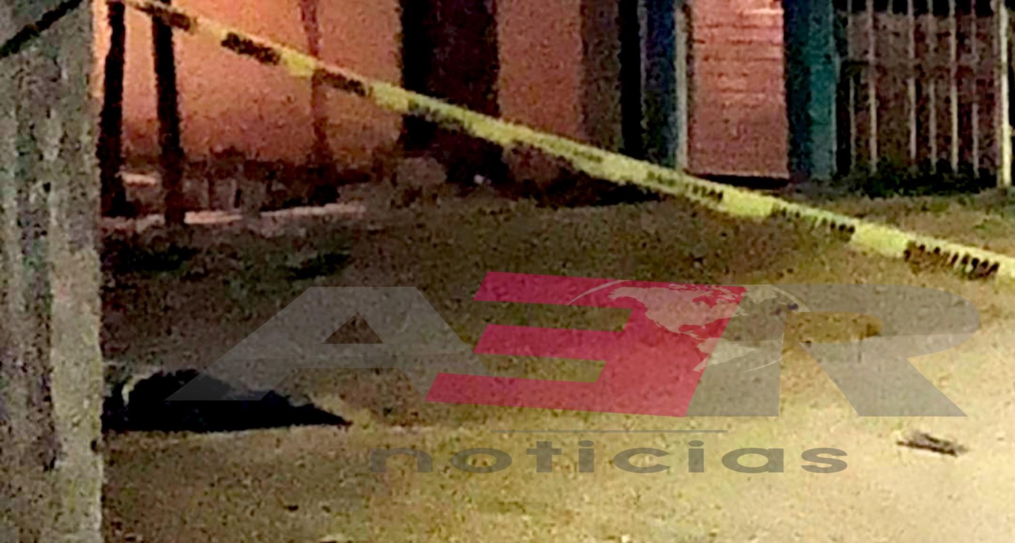 Un muerto e intensa balacera en la colonia Constitución de Apatzingán 1