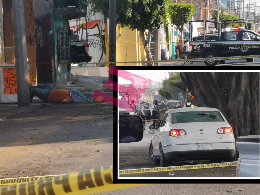 Ejecutan a padre e hijos en avenida Guanajuato. 7