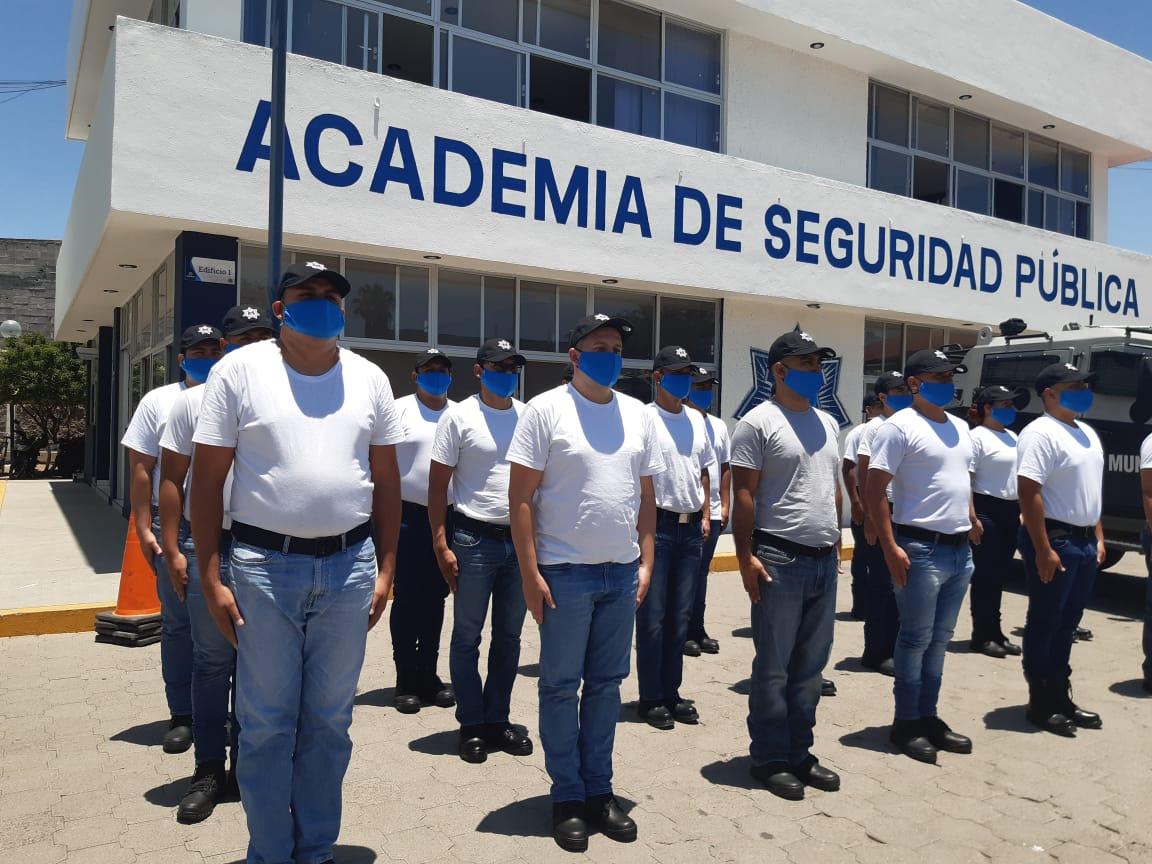 COMIENZA ESTUDIOS NUEVA GENERACIÓN DE LA ACADEMIA DE SEGURIDAD 3