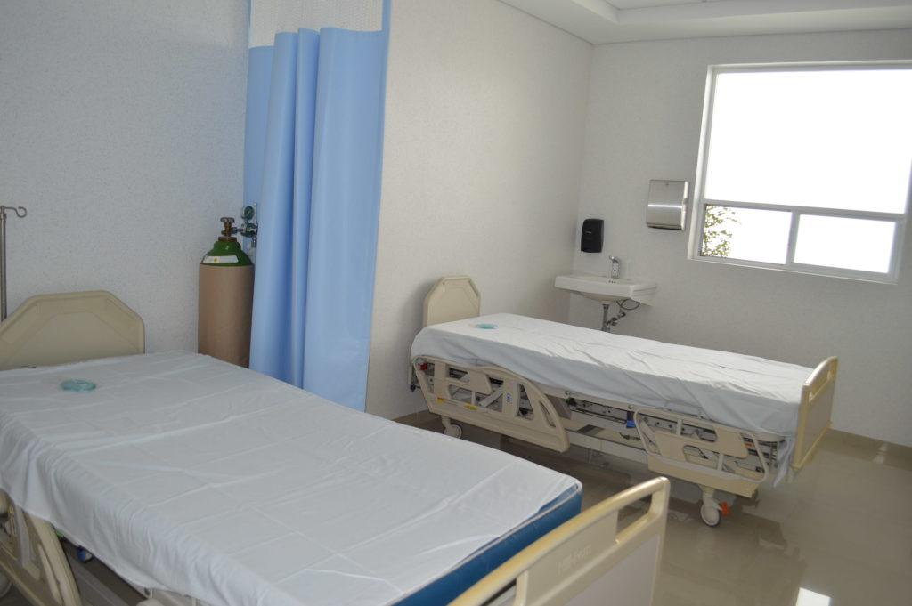 SSG habilita Centro de atención a pacientes COVID en la colonia Benito Juárez. 7