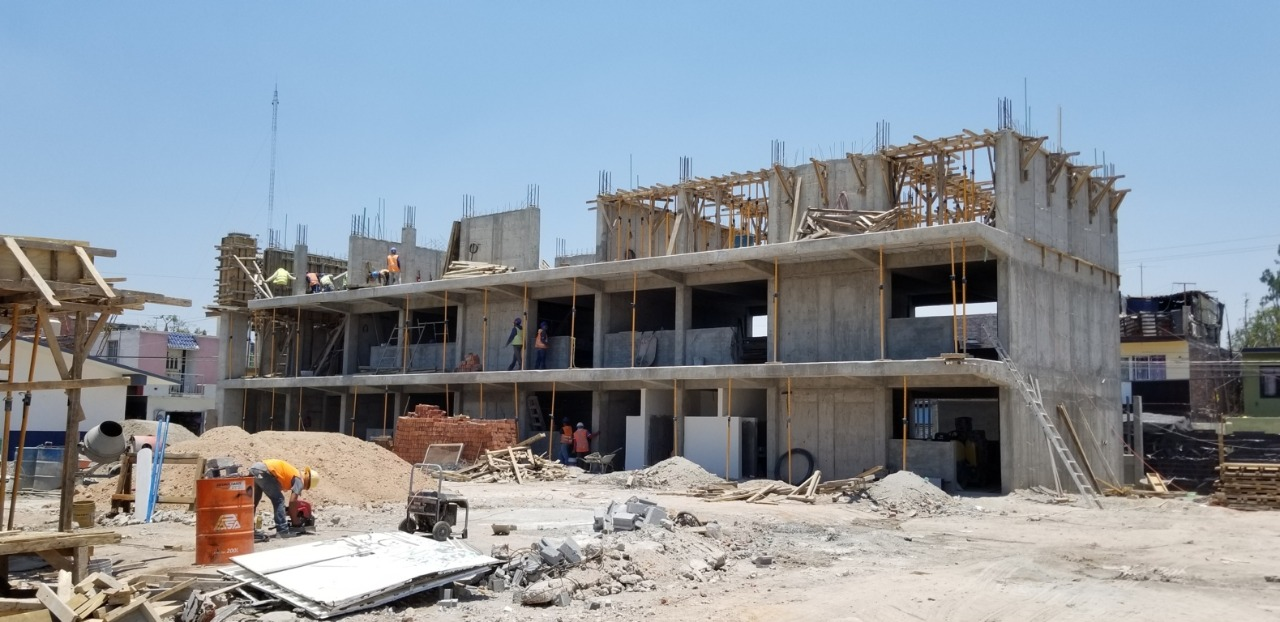 Invierte Guanajuato vía INIFEG más de 64 millones de pesos para obra educativa. 2