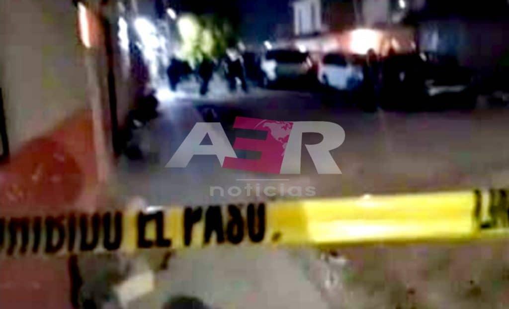 Muere hombre baleado ayer en la col. Lucio Cabañas. 7