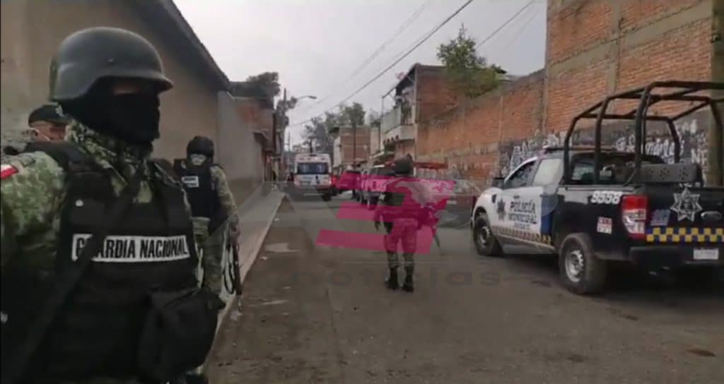 Grave hombre baleado en la colonia Plan Guanajuato. 8