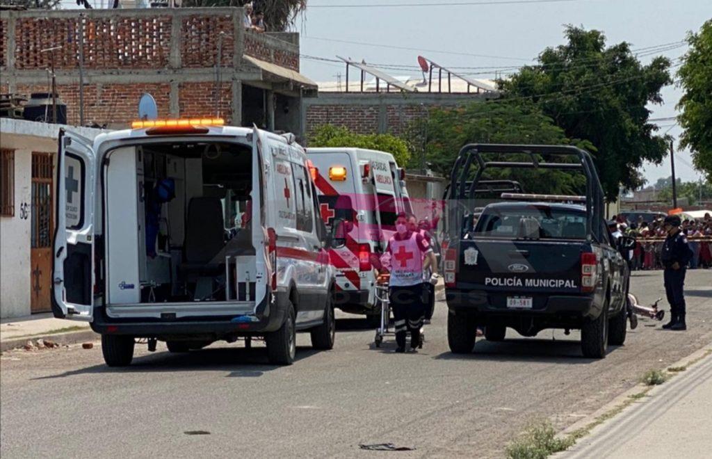 Un muerto y un lesionado deja ataque armado en la Col. Emiliano Zapata III 7